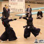 決勝戦、警視庁が5-1で優勝を決めたが、日体大も山本の勝利など健闘を見せた。