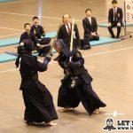 準決勝1、警視庁A対BはAの畠中、内村の勝利により2-0で勝利。