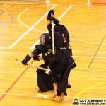 男子準決勝1、桐蔭は浜名から勝利を重ね3-0で決勝進出を決めた。