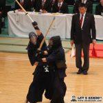 昨年末の新人戦で活躍した三上(中大)は敗者復活で全日本出場を決める。