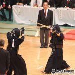 専修大は上段の平野、原の両選手と了戒の3選手が全日本出場。