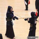 前回大会二位の三谷(日体大)は4回戦で敗退し、敗者復活で全日本出場を決めた。