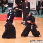 日大は渡辺、前田の2選手が敗者復活で全日本出場を決めた。