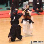 東大から全日本出場を決めた徳川は、敗者復活で勝利した。