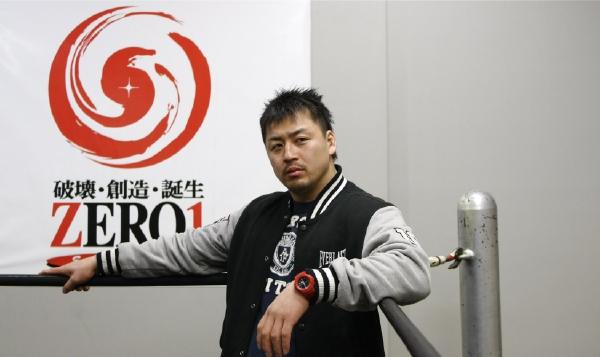 インタビュー – 「あいのりレスラー」崔領二は剣道をやって……