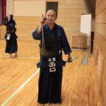 田口先生より 「誰でもきてください!楽しく稽古しましょう!!」