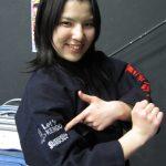 LET'S KENDOと竹島武道具の刺繍も入れちゃいました
