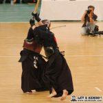 貝塚(日体大)は決勝で山田から先制となるメンを決めたが、あと一歩及ばず準優勝。