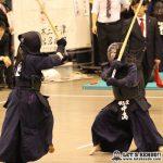 昨年の全日本学生ベスト8の中島(順天堂)は3回戦で二宮(筑波)を破るも4回戦で敗退した。
