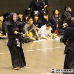 優勝候補の一角、大西(筑波)は河村(早大)に敗れ全日本出場ならず。