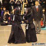 合瀬(筑波)は1年生ながらベスト8入賞。