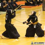 神奈川から唯一ベスト4に勝ち上がった横浜だったが水戸葵陵が勝負所を制し2-2、本数差で勝利した。