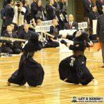 準々1、九州学院が新潟商業を3-0で破り準決勝進出を決める。