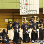 麗澤瑞浪、決勝トーナメントでは国士舘、佐野日大と強豪校との対戦が続き、九学の前にあと一歩で敗れたものの前回大会に続き入賞を果たした。