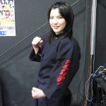 女子プロレスラー・志田光選手(アイスリボン所属)