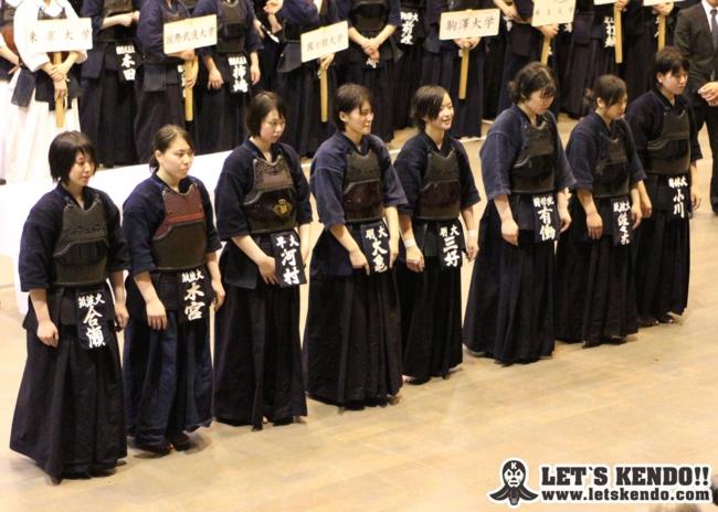 関東女子学生剣道選手権大会