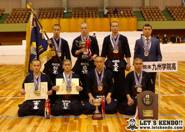 H28第25回全国高等学校選抜剣道大会