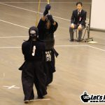 記事準決勝越川が延長でツキをきめて勝利