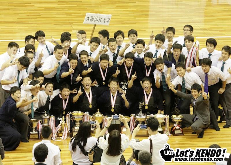 【取材・結果】10/9 第64回全日本学生剣道優勝大会