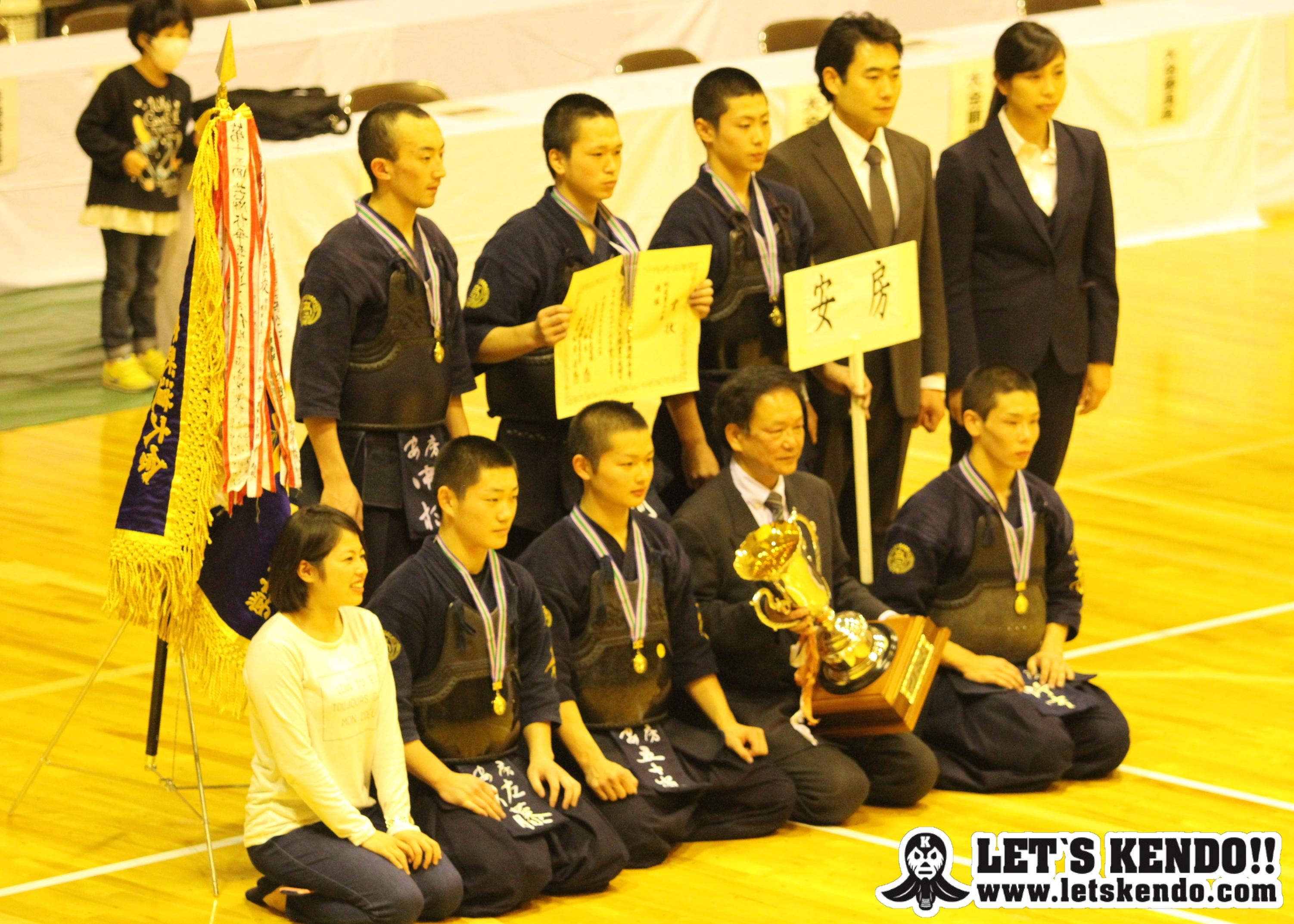 【生配信&速報】12/26 若潮杯争奪高校剣道大会