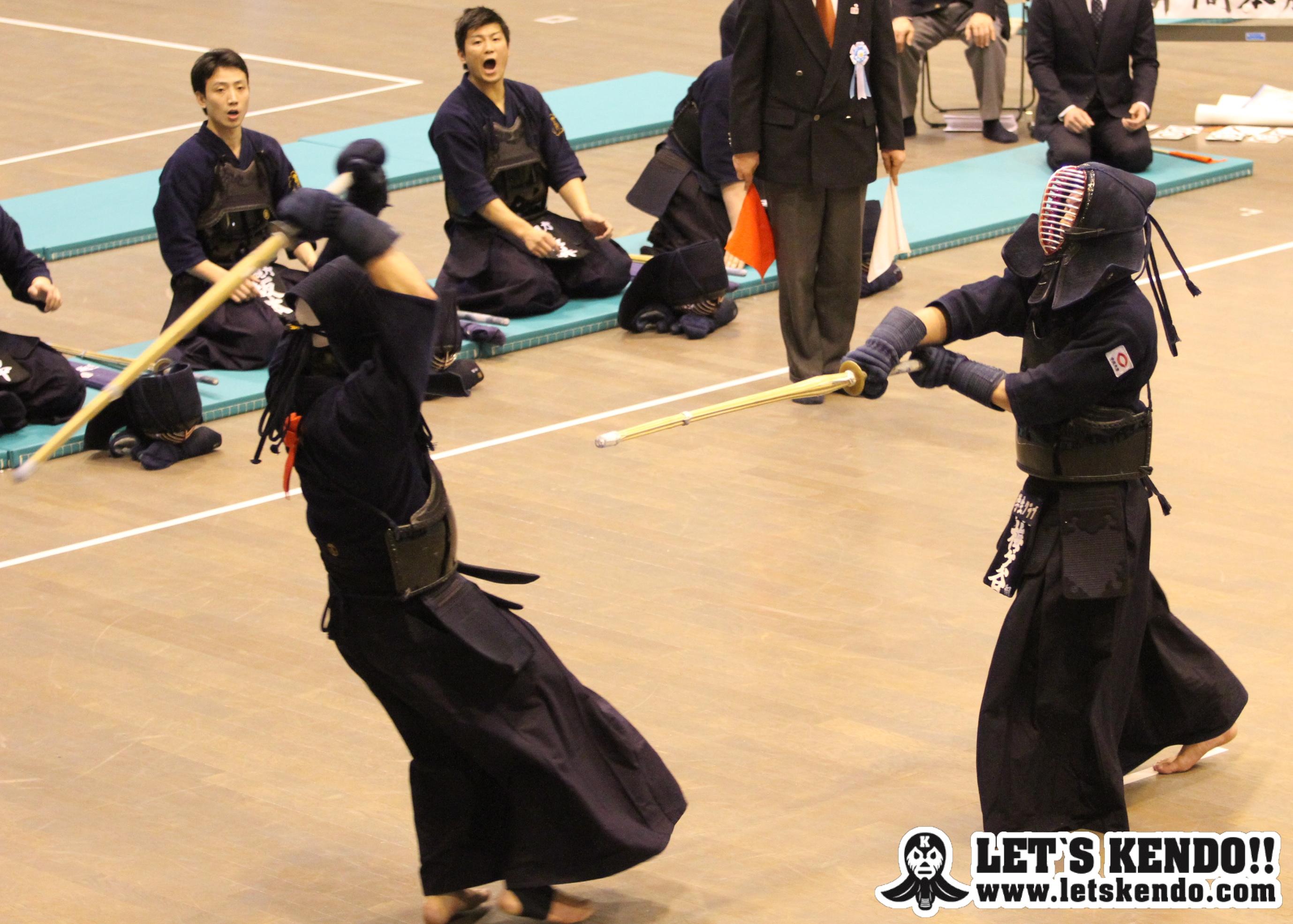 【取材・生配信】2/19 東京都剣道大会