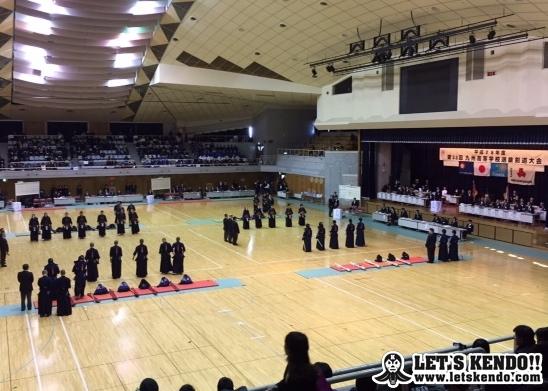 【結果】2/11〜12 九州高校選抜剣道大会