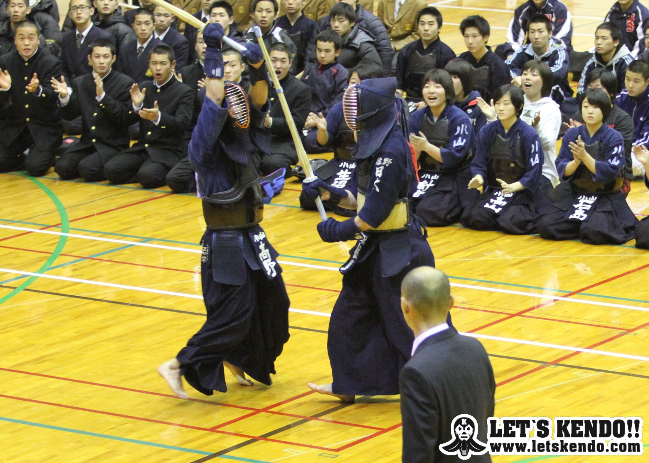 【リアルタイム速報&生中継】3/5 関東近県高校選抜剣道大会