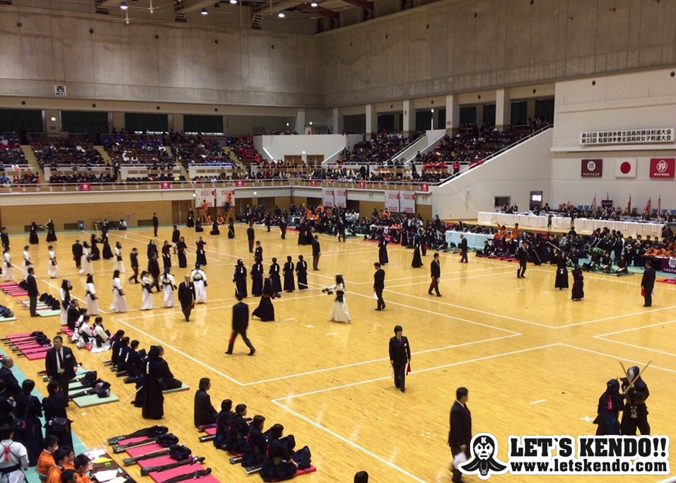 【大会結果】3/29〜31 魁星旗高校剣道大会