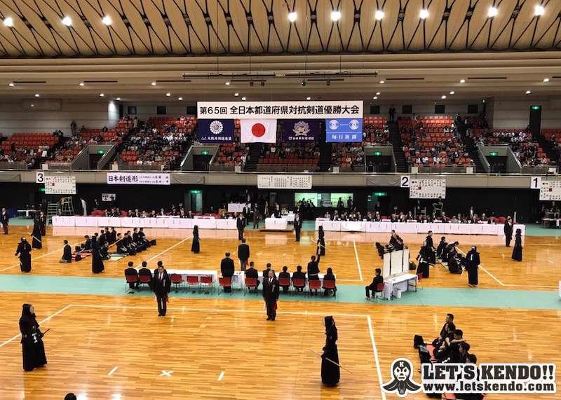 【大会結果】4/29 全日本都道府県対抗剣道優勝大会