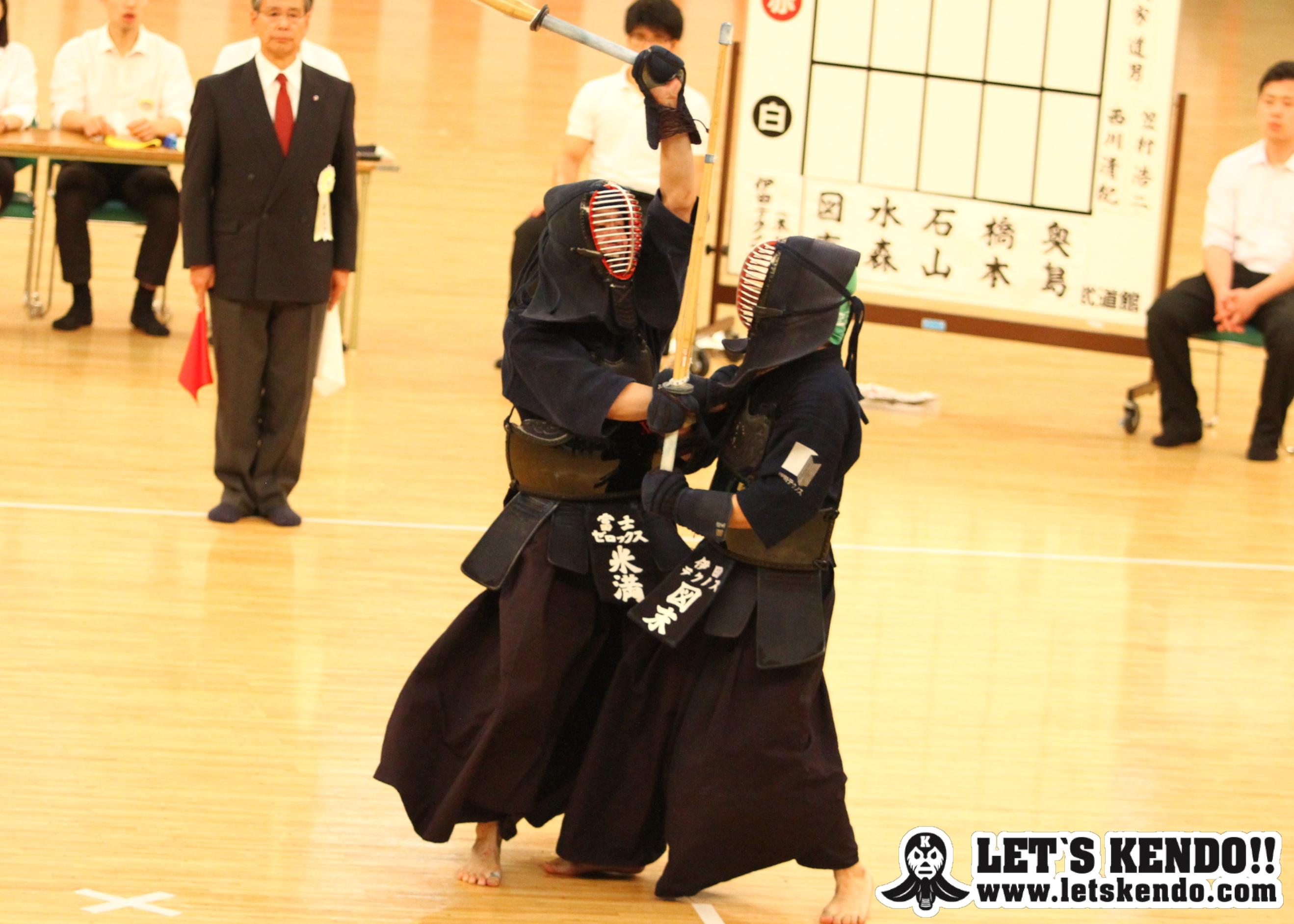 【取材&生配信】6/4 第59回関東実業団剣道大会