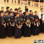 小学生団体戦 表彰式
