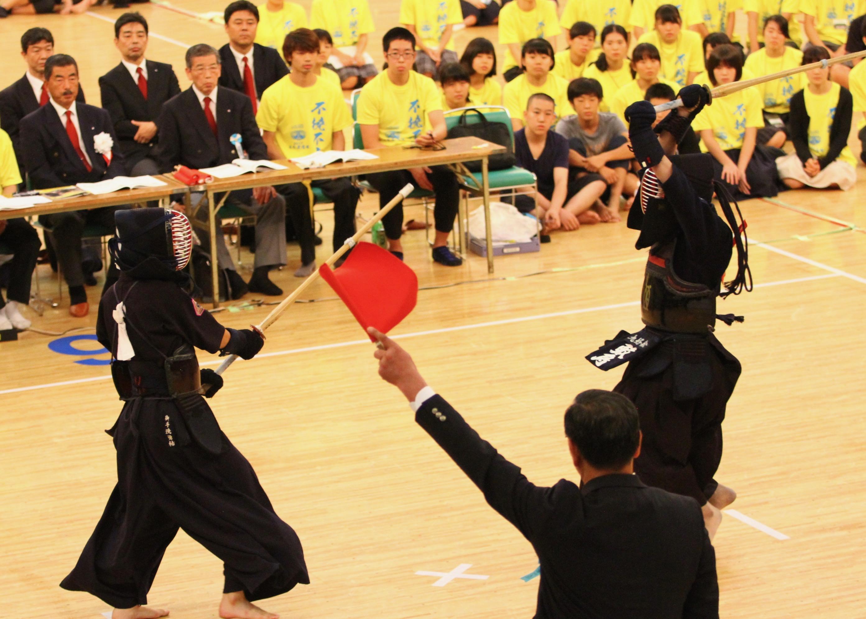 【取材&生配信】7/25〜26 H29第52回全国道場少年剣道大会