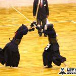 女子決勝 大西・筑波大×松本・鹿体大