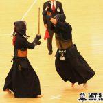 大将で神奈川・工藤が二本勝ち、2-0で優勝を決めた