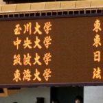 全日本学生出場校