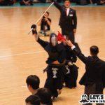 筑波副将・佐々木がチーム3勝目を奪い勝利