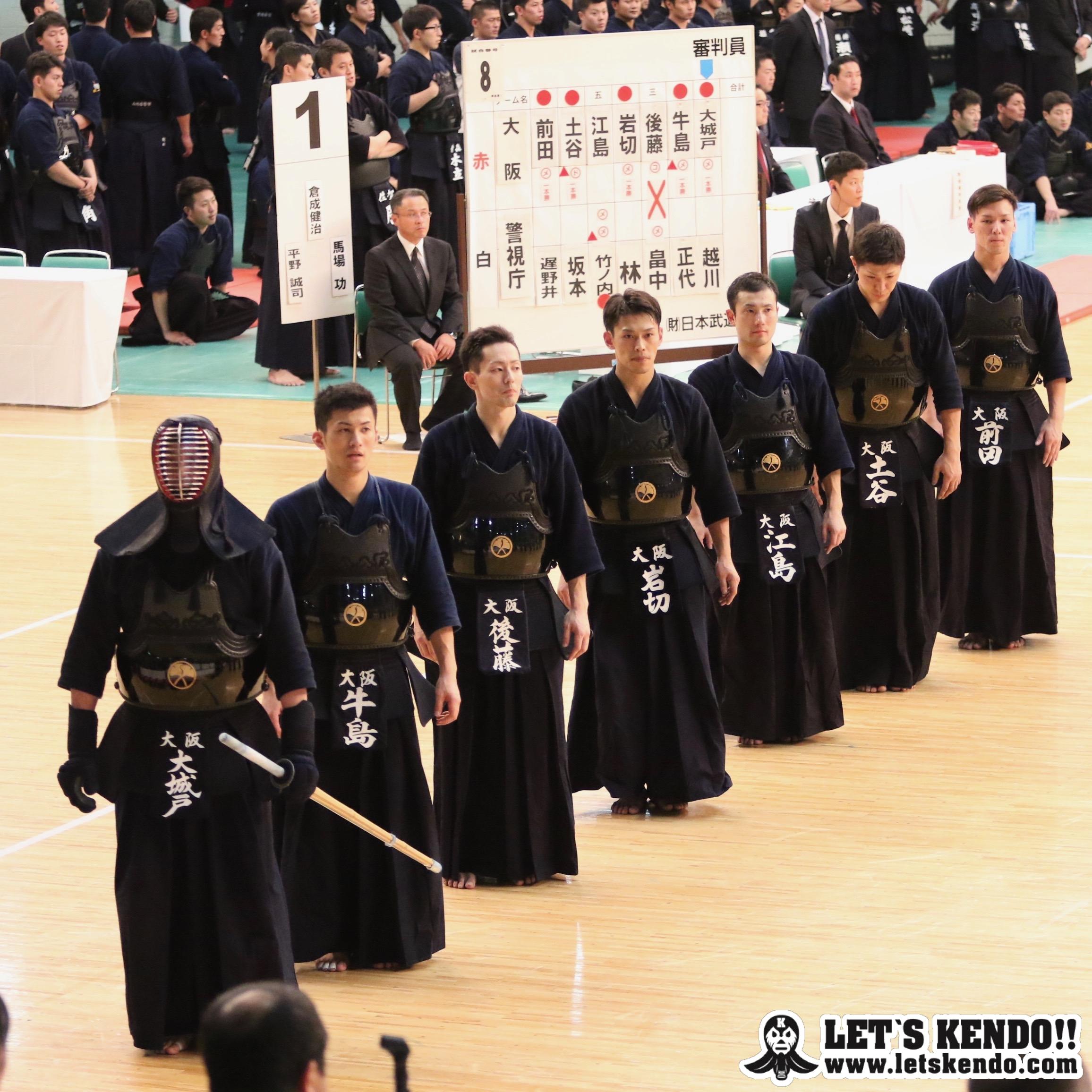 【速報予定!】10/23 H30全国警察剣道大会