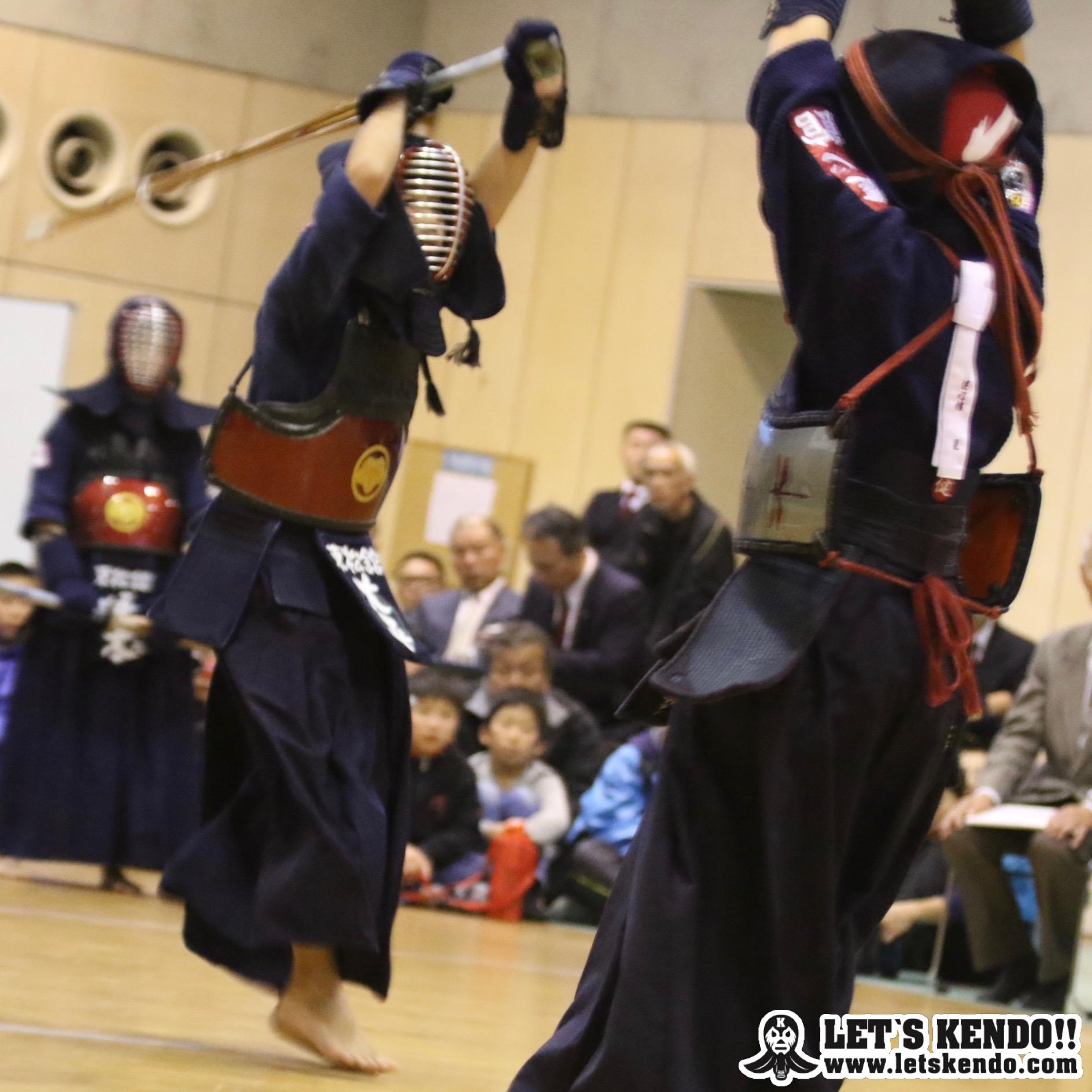 【速報&生配信】11/12 H29第45回解脱選抜少年剣道大会