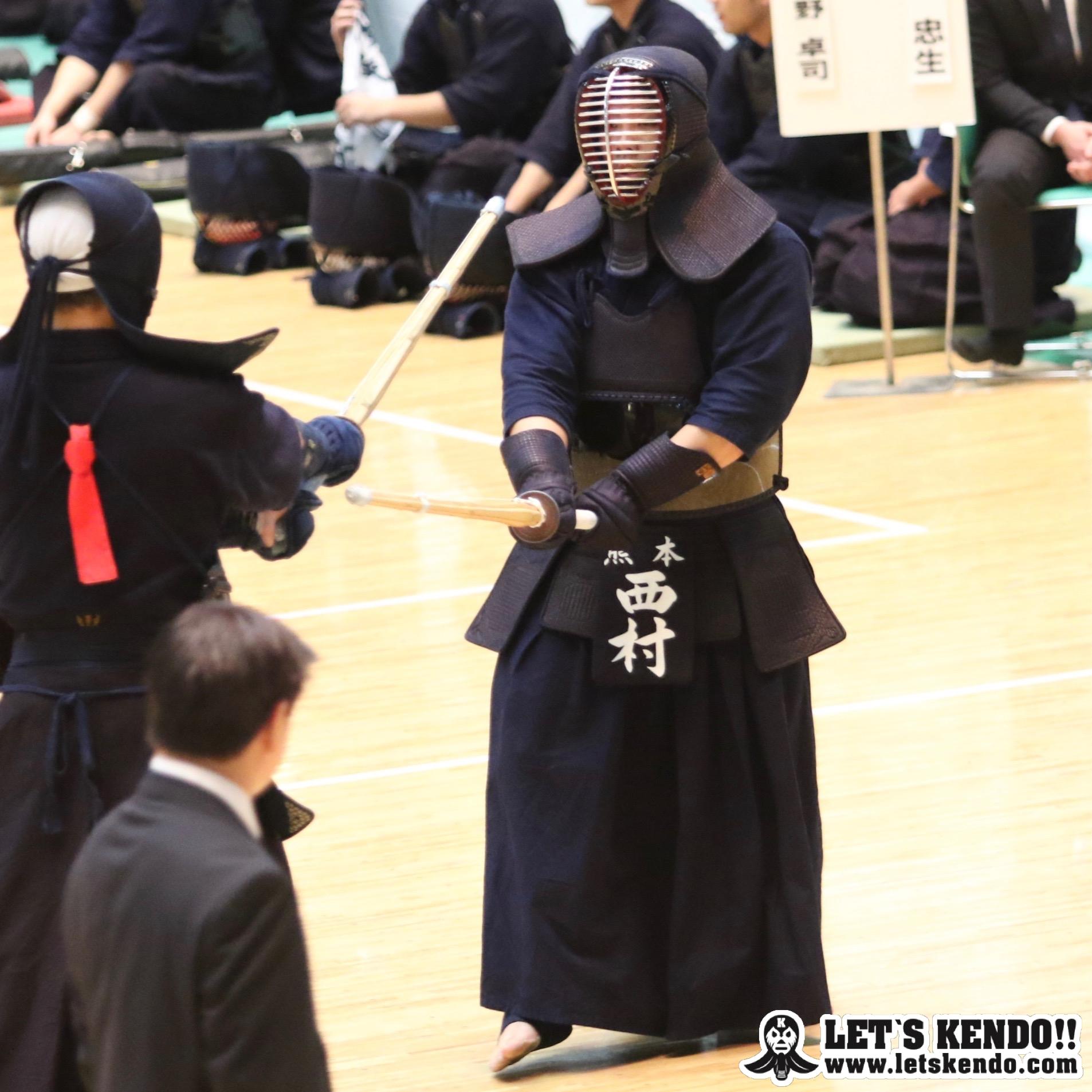 【大会結果】11/3 第65回全日本剣道選手権大会