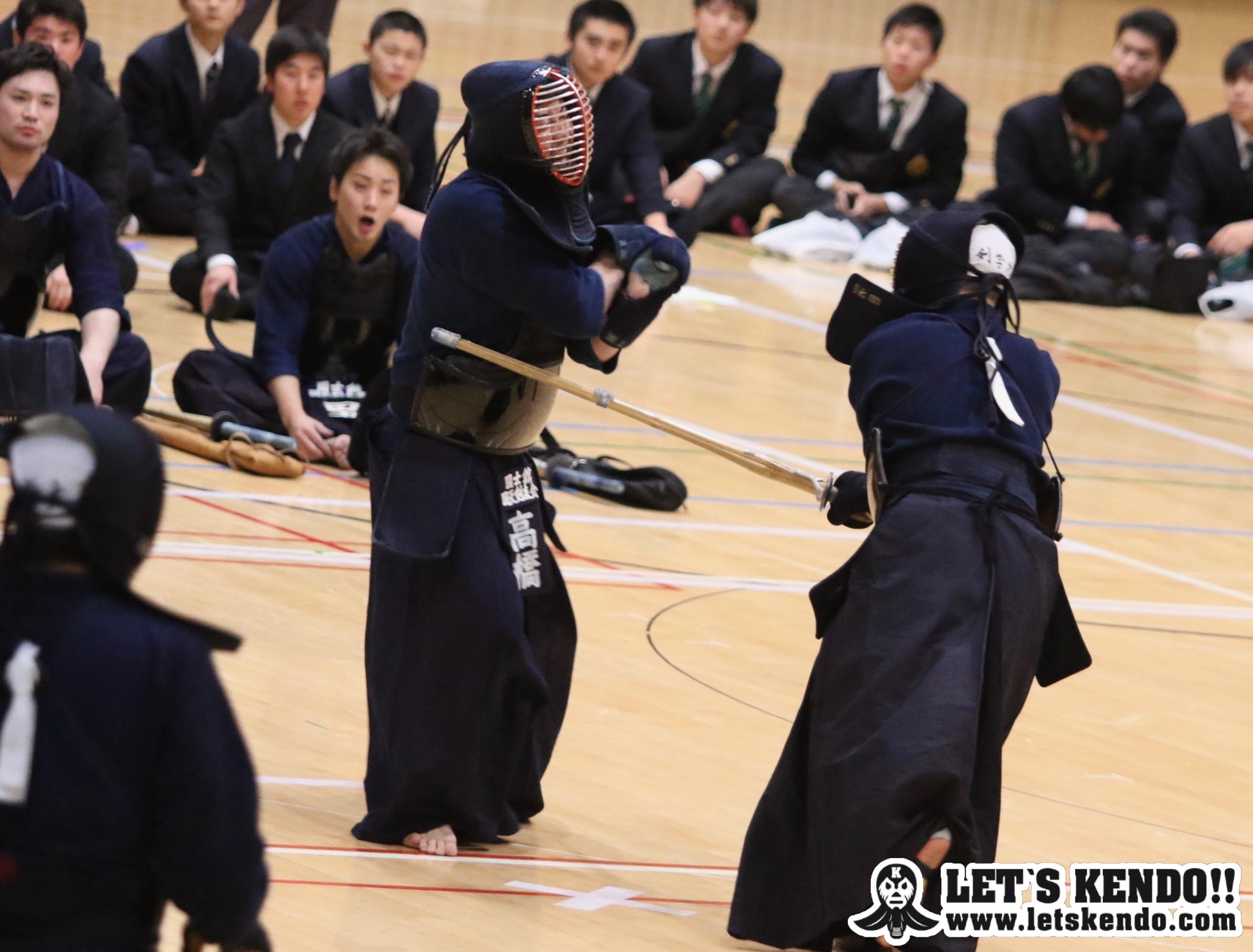 【速報&生配信】12/17 H29第28回学連剣友剣道大会