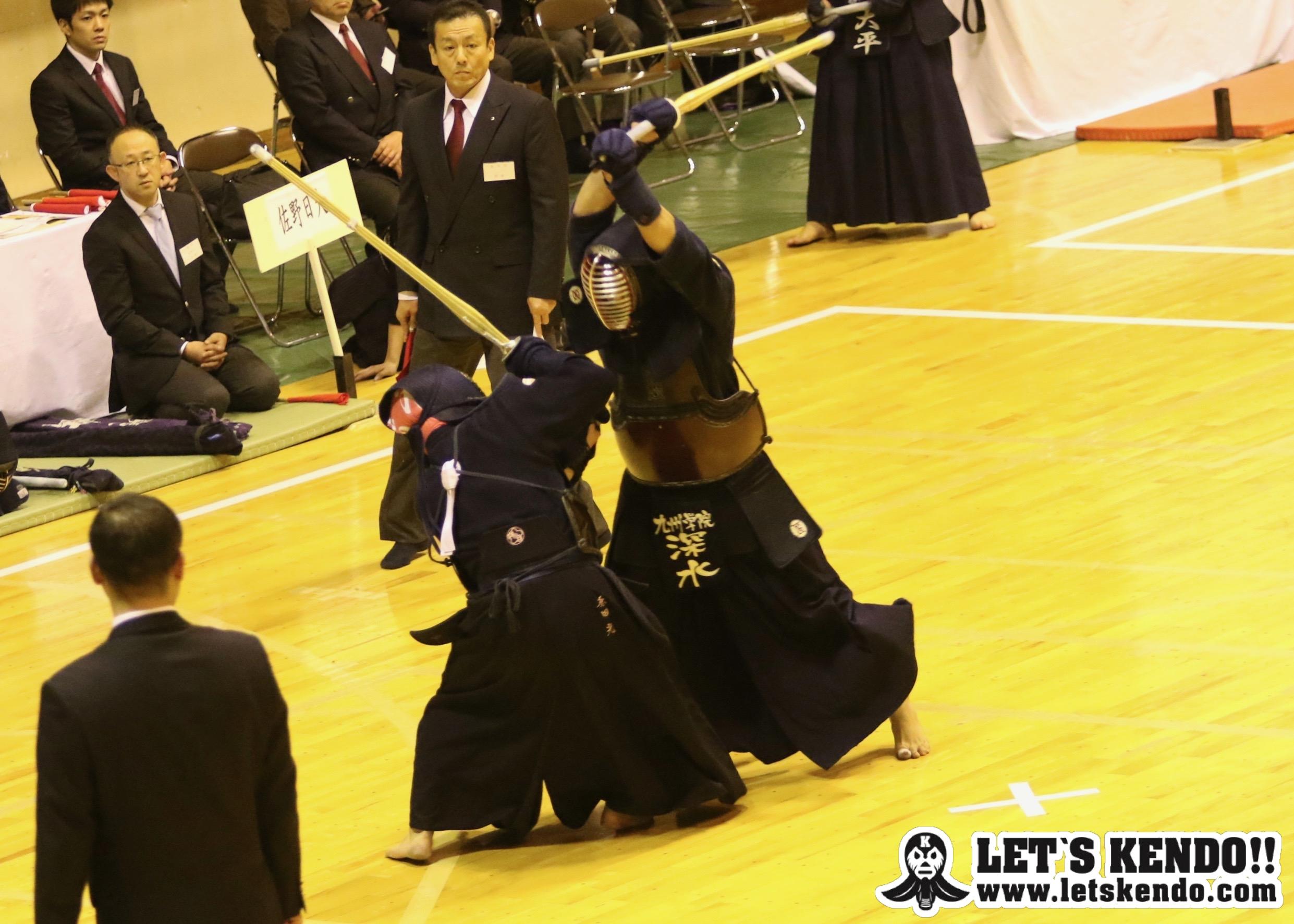【速報&生配信!】12/26 H29若潮杯争奪高校剣道大会