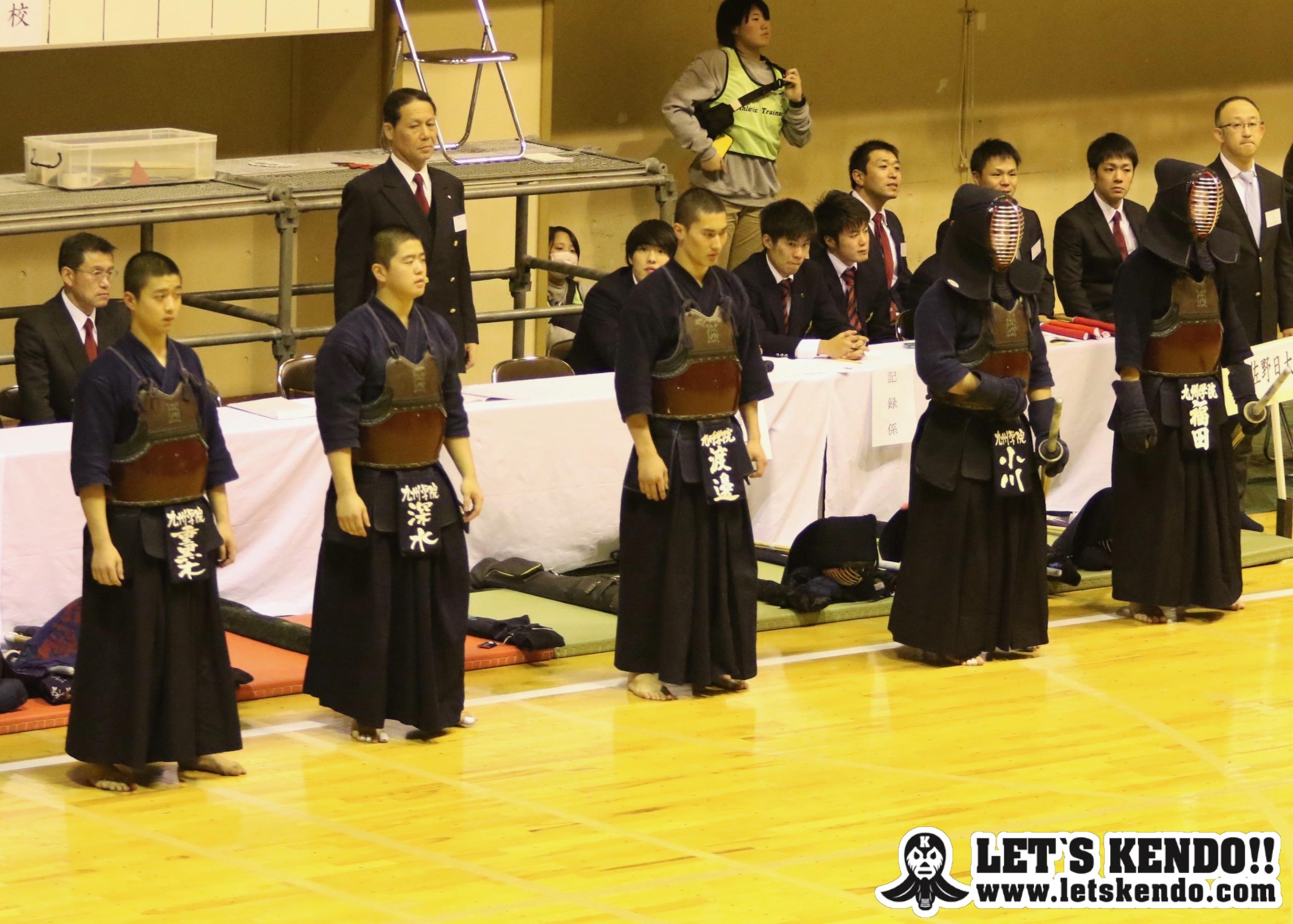 【大会情報】3/26〜28 H30全国高校剣道選抜大会・予選結果
