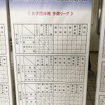 女子予選リーグabc
