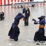 六段以上優勝 山本(NTT東日本)