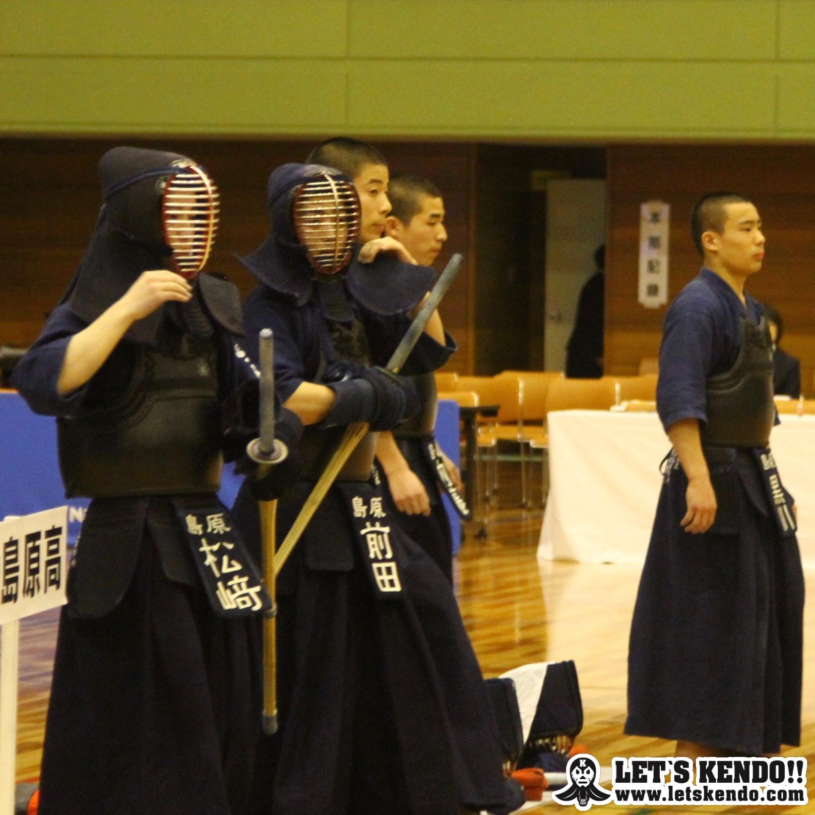 【大会結果】3/29〜31 H30魁星旗高校剣道大会