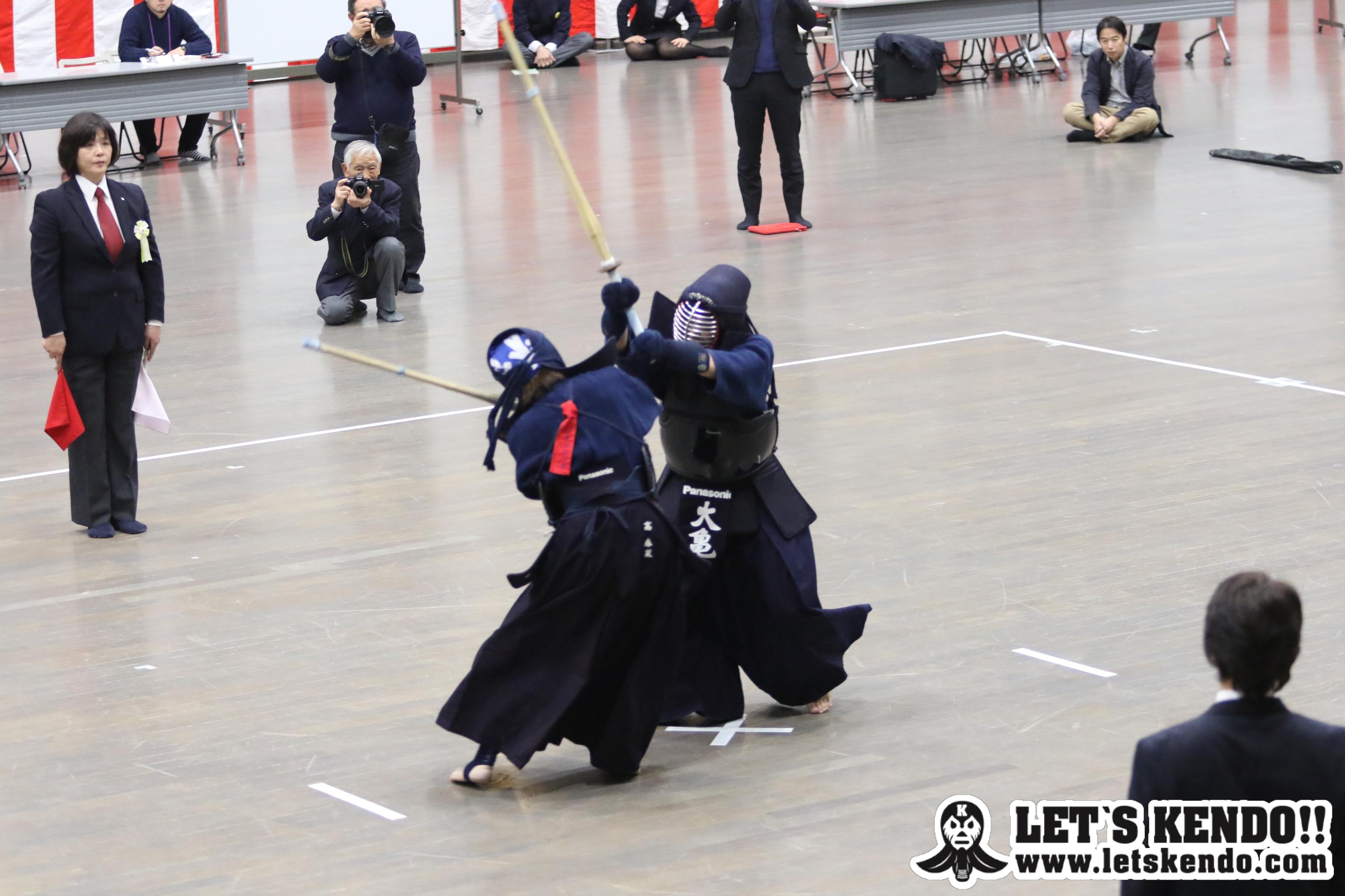 【取材予定】3/3 全日本実業団女子・高壮年剣道大会