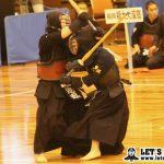 敬徳・小川が代表戦で勝利。