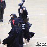準決勝 竹中・筑波大