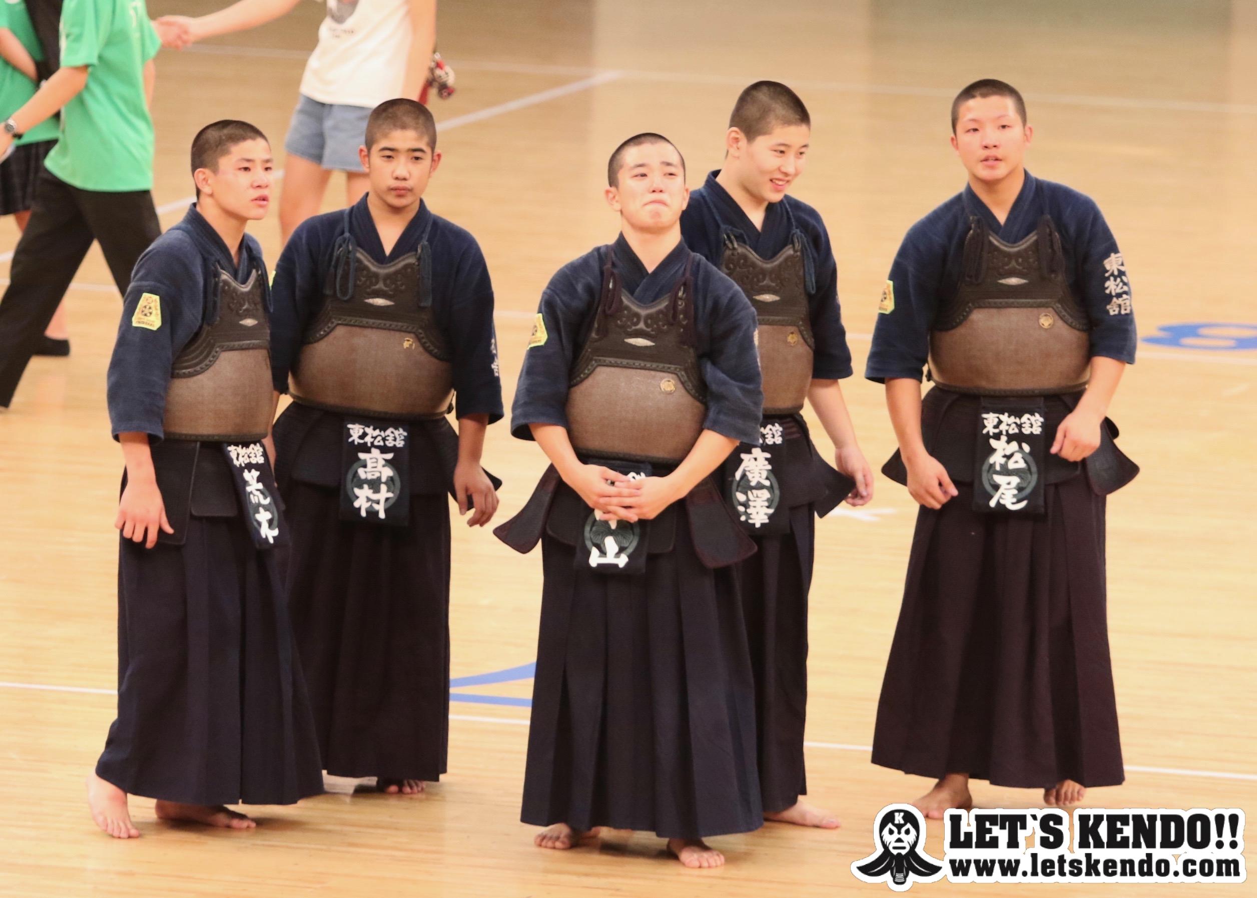 【速報!】7/24〜25 第53回全国道場少年剣道大会