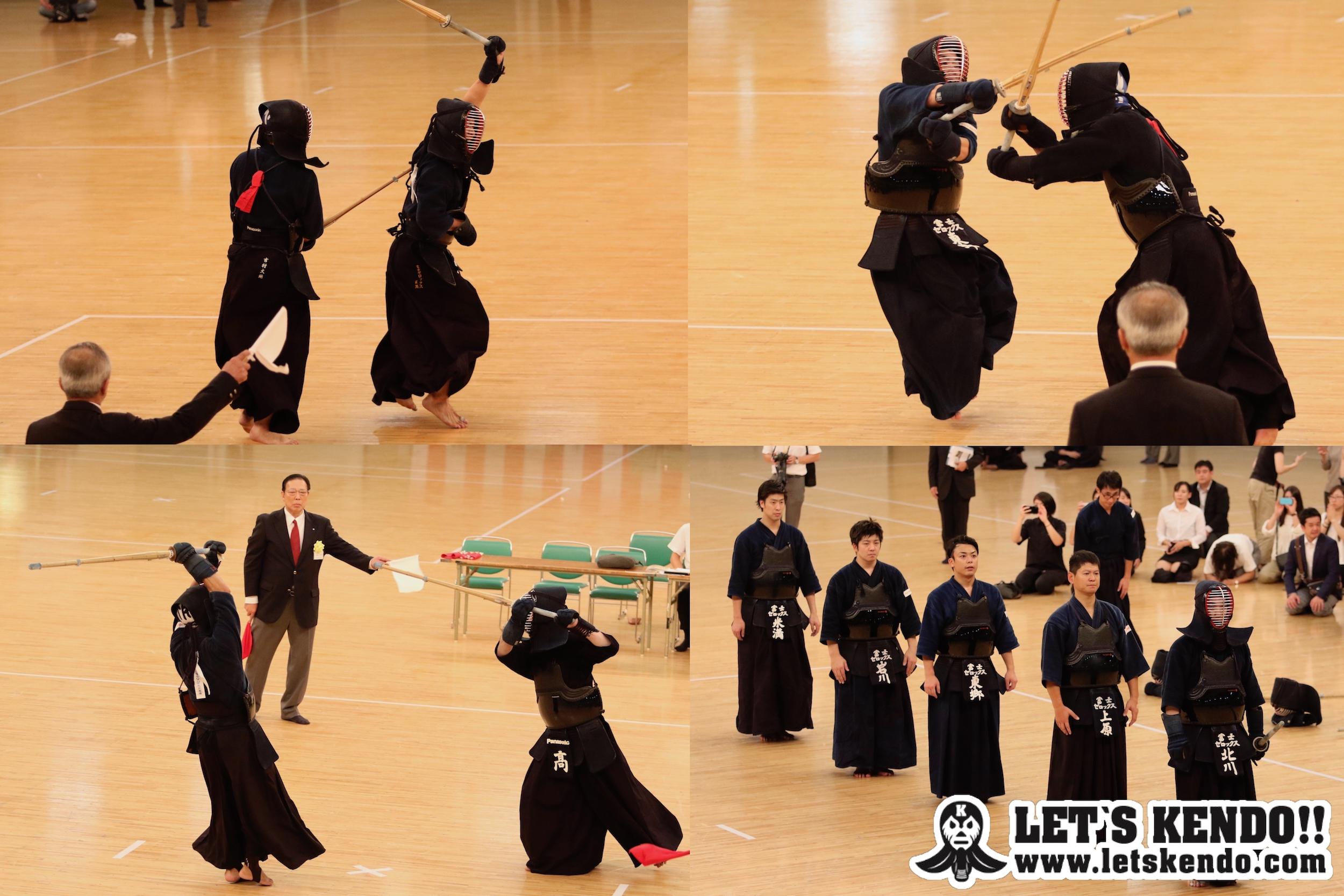 【速報!】9/17 H30第61回全日本実業団剣道大会